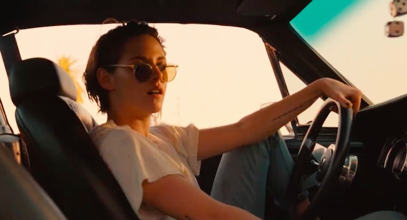 ¡The Rolling Stones comparte un adelanto de 'Ride 'Em On Down' con Kristen Stewart!