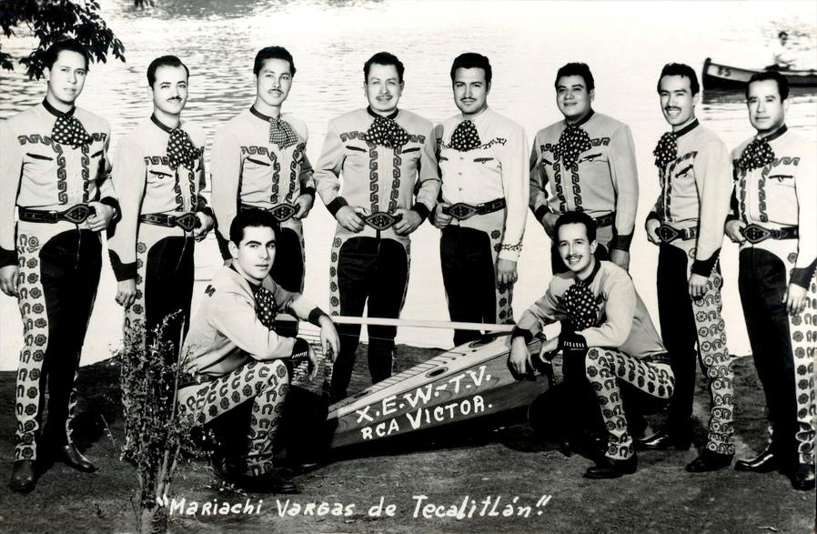 Recordando el sonido de México: la tercera generación del Mariachi Vargas de Tecalitlán