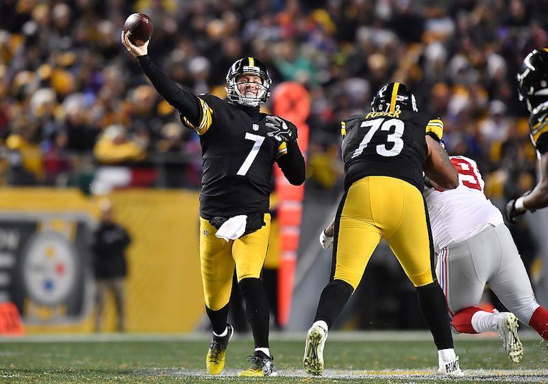 Pittsburgh Steelers obtiene su tercera victoria consecutiva y se acerca a los playoffs
