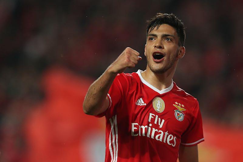 ¡Mira el gol de Raúl Jiménez en Champions League!