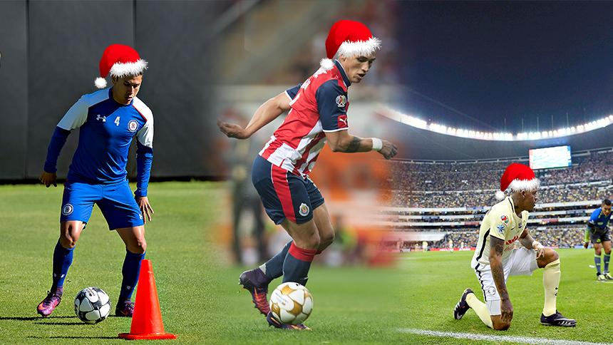 El regalo de Navidad que quiere cada equipo de la Liga MX