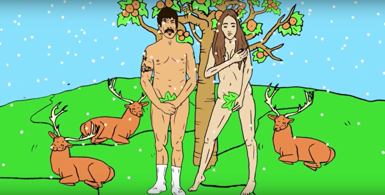 """Ya está aquí el alucinante video animado de los RHCP para """"Sick Love"""""""
