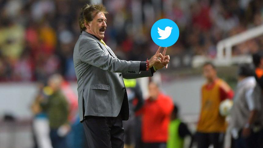 Futbol en tiempos de redes sociales: el caso del Twitter de Ricardo La Volpe