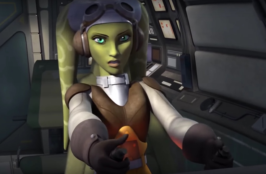 Conexión de Rogue One con Rebels - Star Wars