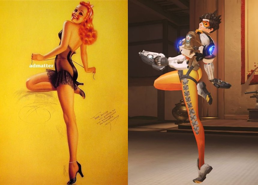 Tracer Pose 2