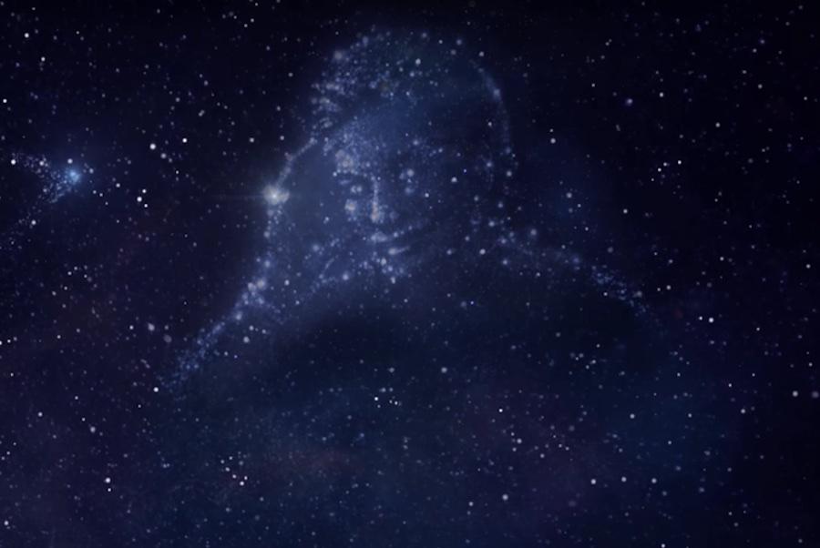 Walter Mercado es uno con las estrellas