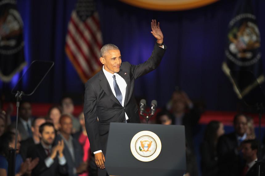 Adios a Obama