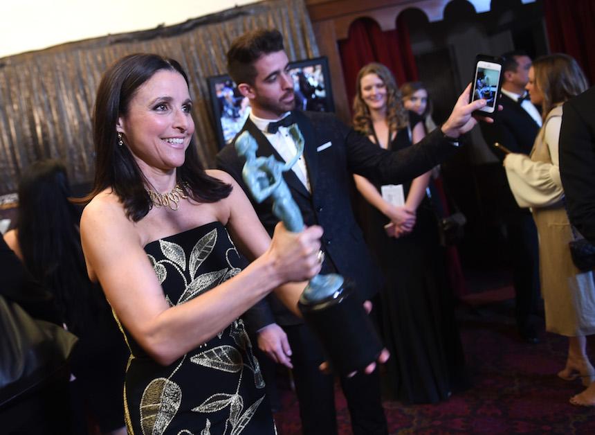 Julia Louis-Dreyfus SAG Awards