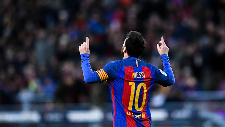 Barcelona aplasta 5-0 a las Palmas