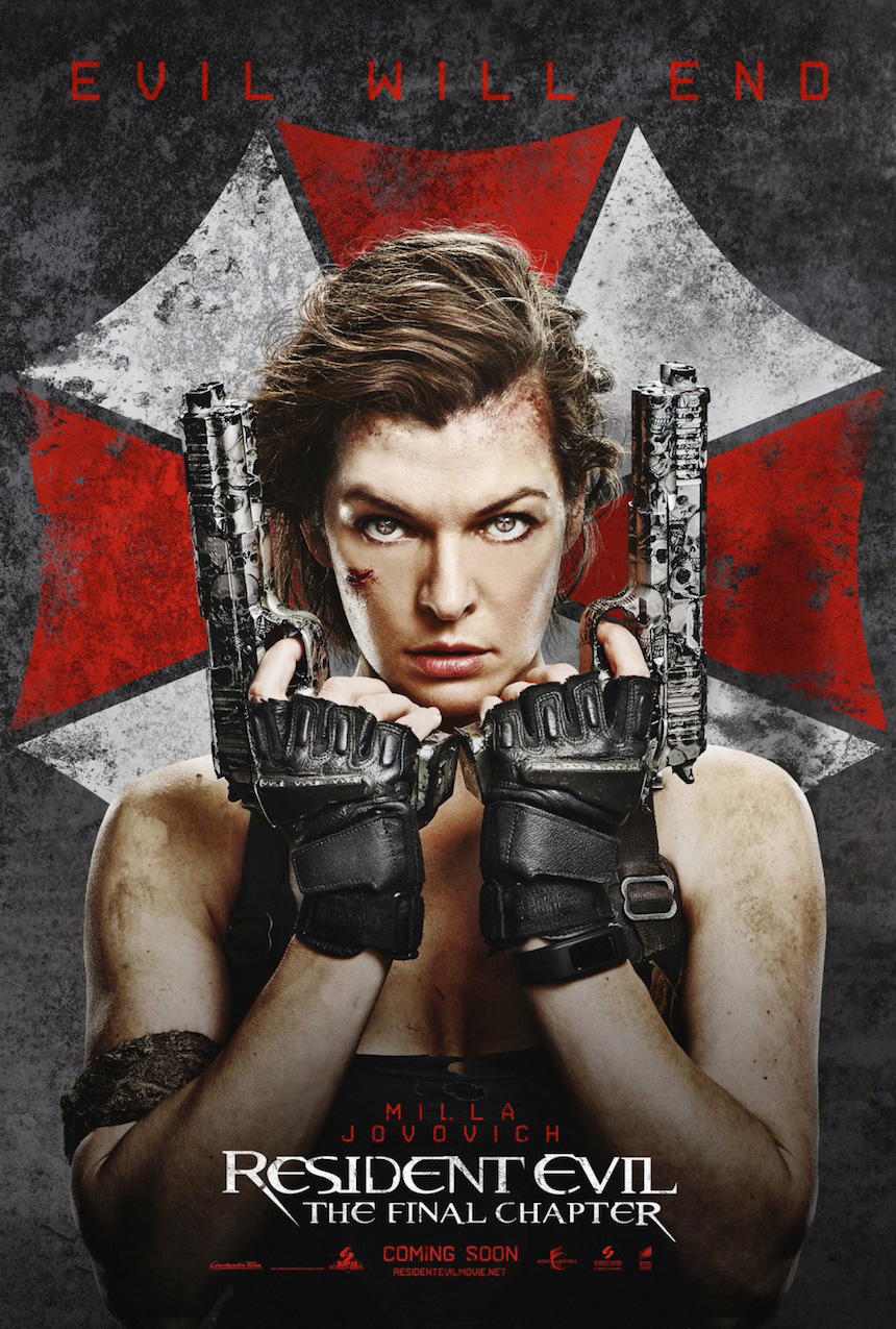 Resident Evil Capitulo Final 2