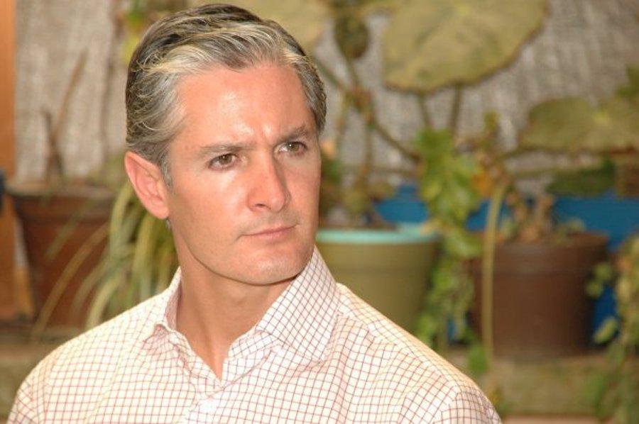 Alfredo del Mazo Maza, candidato a la gubernatura del Edomex