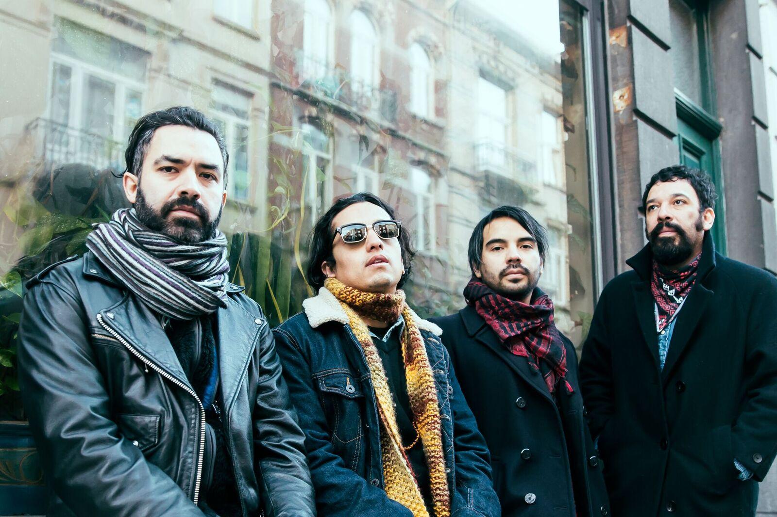Una entrevista con Centavrvs de salsa, el Apocalipsis y su nueva música