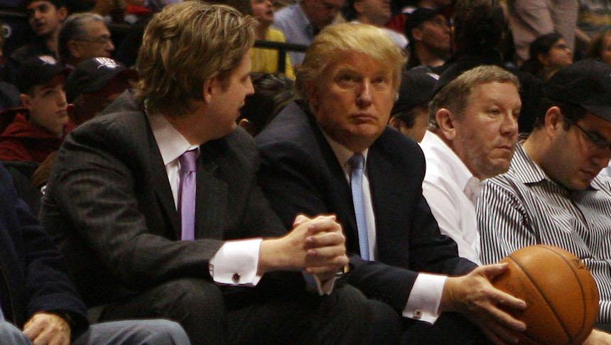 Donald Trump y su relación con el deporte