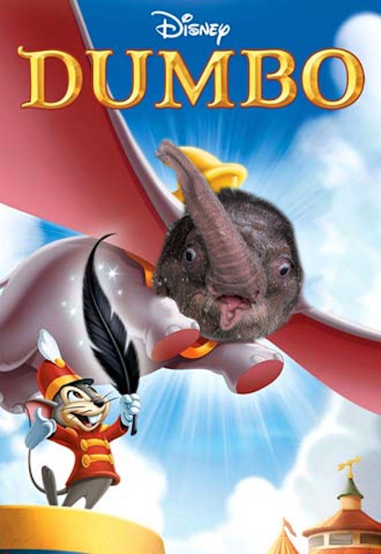 Elefante bebé - Dumbo