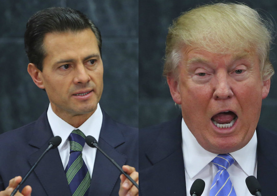 Importante abrir diálogo con Estados Unidos: Peña Nieto