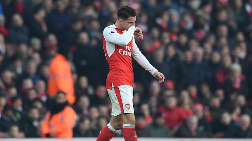 Granit Xhaka y su deuda con el Arsenal