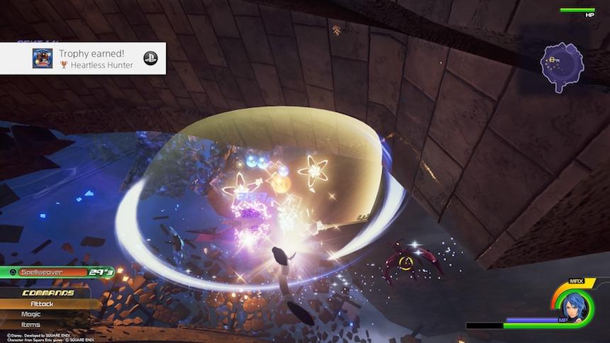 Kingdom Hearts 0.8 Birth by Sleep: A fragmentary passage 3