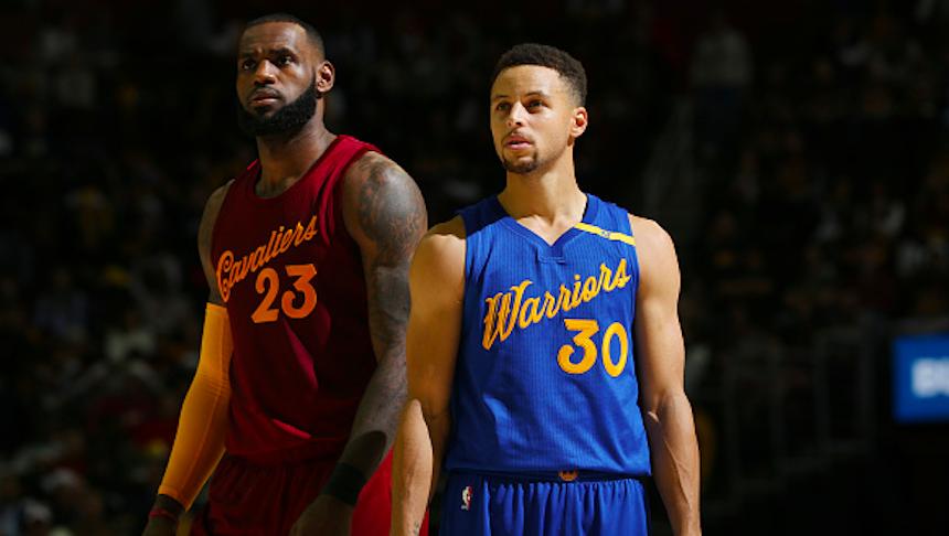 LeBron vs Steph y los juegos de NBA que no te puedes perder esta semana