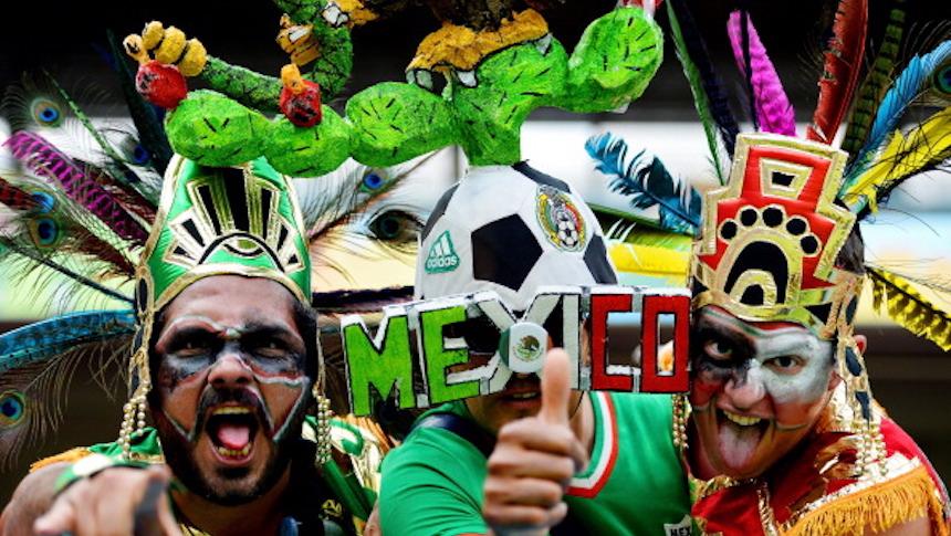 México entre los líderes de voluntarios para Rusia 2018