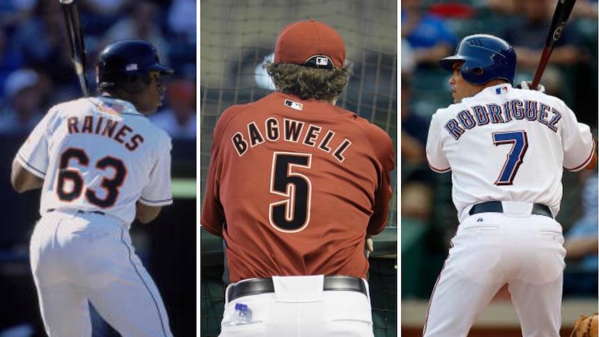 Recordemos a los tres nuevos miembros del Salón de la Fama de la MLB