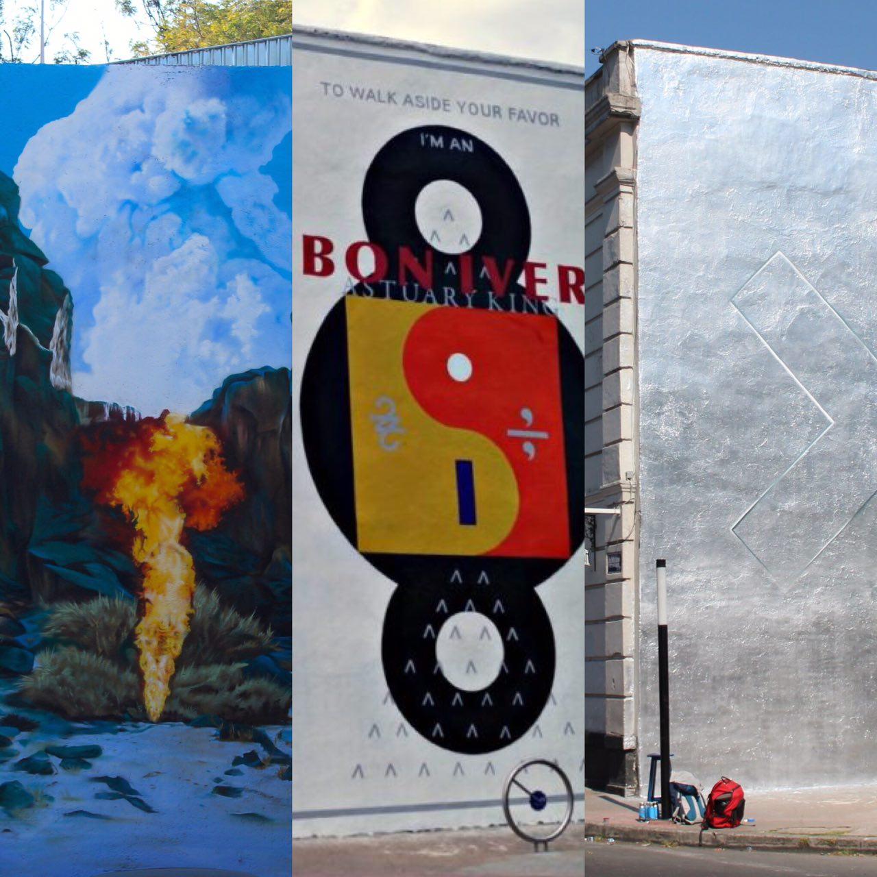 Quién y por qué: resolvimos todos los misterios detrás de estos murales