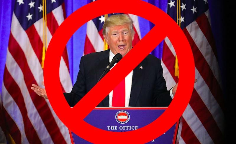 Recapitulando: el mundo de la música en contra de Donald Trump