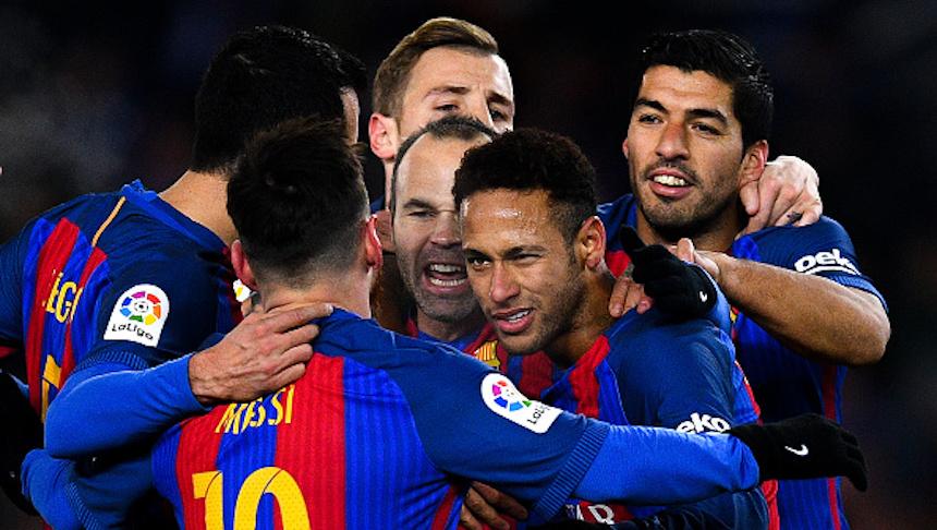 ¿Cómo acabar con una sequía de goles? Neymar lo hace con penales