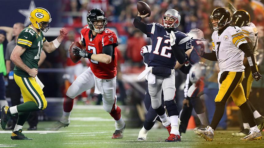 En vivo: sigue las Finales de Conferencia para definir el Super Bowl LI