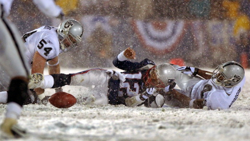 15 años del Tuck Rule Game, la primera victoria de Tom Brady en playoffs