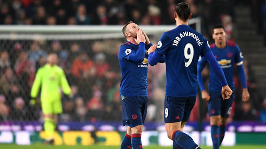 ¡Wayne Rooney es el máximo goleador del Manchester United!