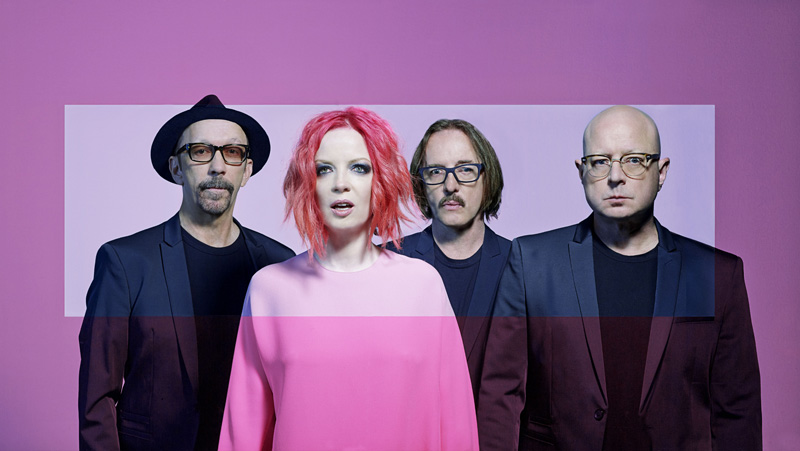 'This Is The Noise That Keeps Me Awake' el libro biográfico de Garbage
