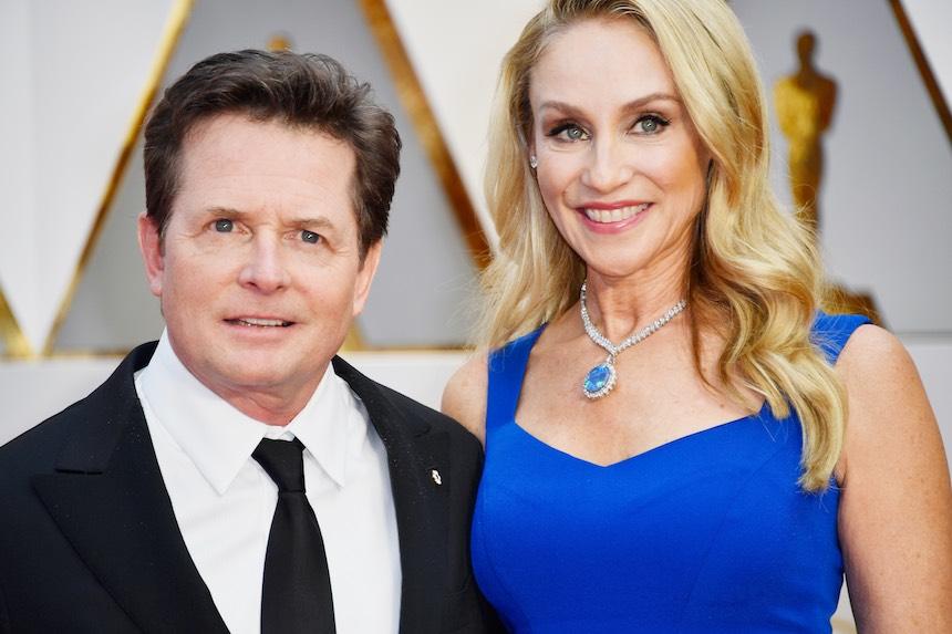 Michael J. Fox en la Alfombra Roja