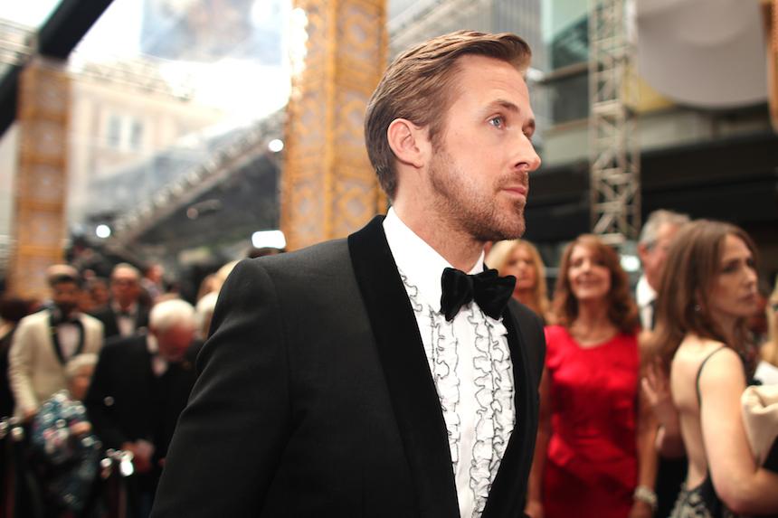Ryan Gosling en los Premios Oscar
