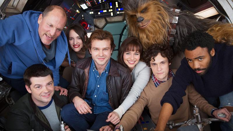 Comienza el rodaje de la película de Han Solo — Star Wars