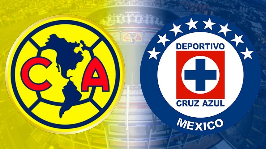 Sigue el América vs Cruz Azul en vivo aquí: