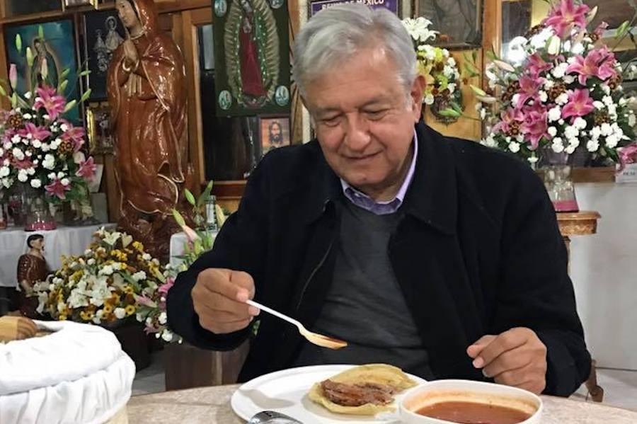 AMLO habla sobre el presidente Peña Nieto y su llamada con Donald Trump
