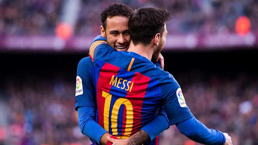 Barcelona goleó al Bilbao con un gol de Messi