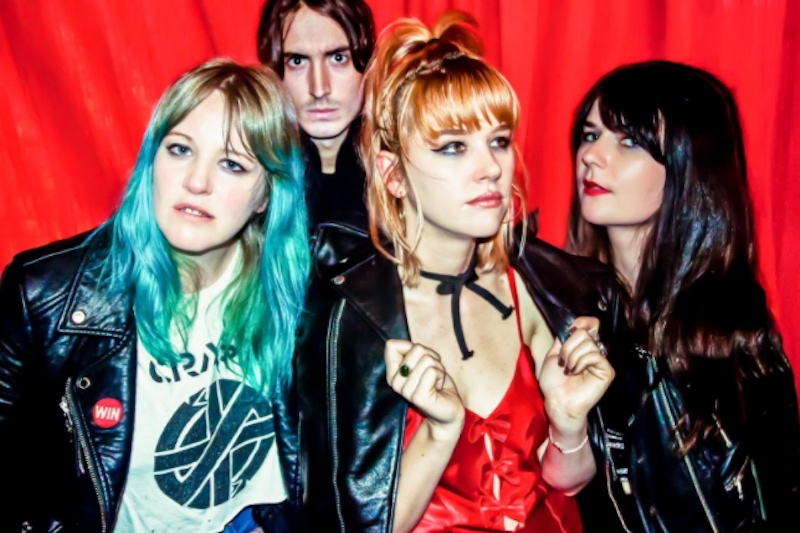 Bleached nos presume un nuevo adelanto de su EP 'Can You Deal?'