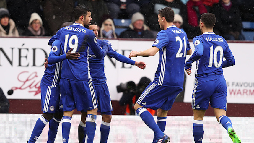 ¿Qué jugador del Chelsea eres?
