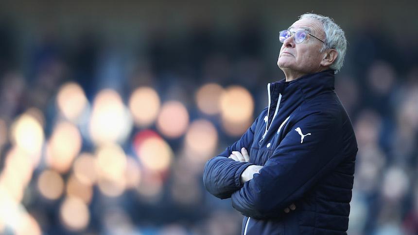 ¿Quién para sustituir a Claudio Ranieri en el Leicester City?