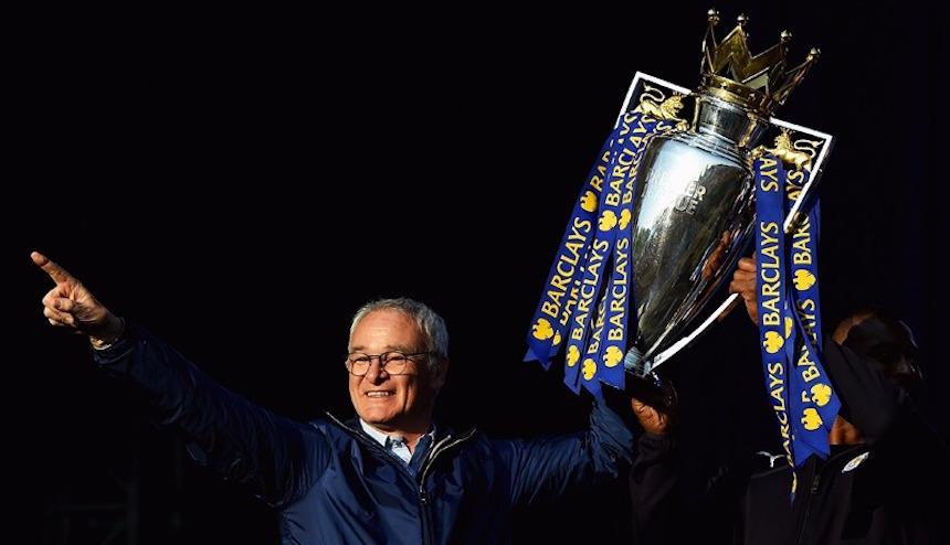 9 meses después del título, Leicester City despide a Claudio Ranieri