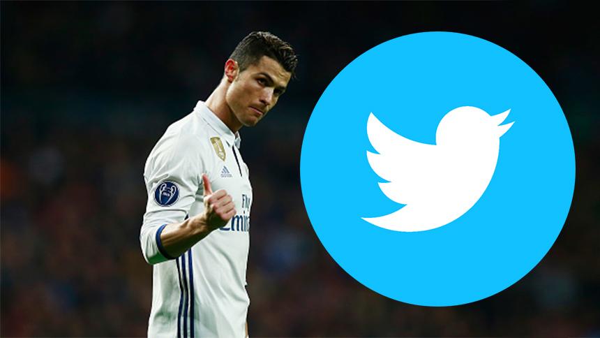 Esto pagará Nike para aparecer en el Twitter de Cristiano