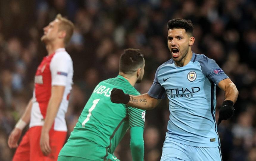 ¡Catorce goles en la Champions! City y Atlético sacan ventaja