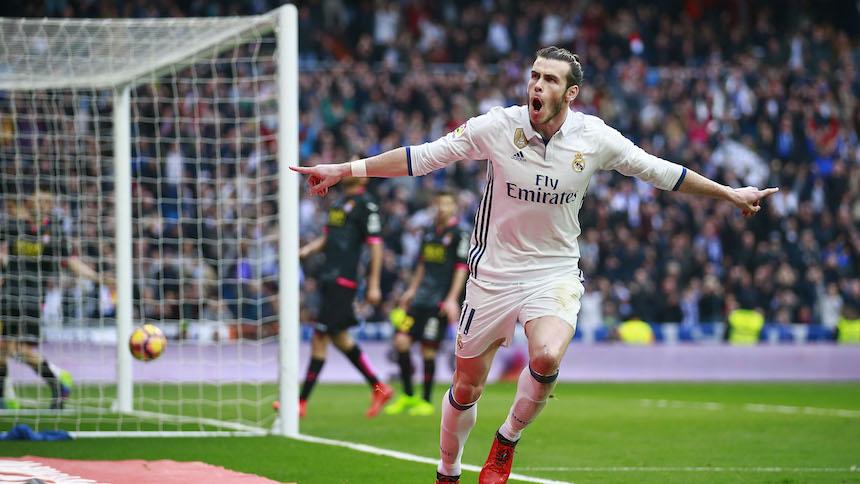 Regreso triunfal de Bale en el triunfo del Real Madrid