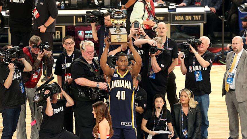 Las clavadas con las que Glenn Robinson III ganó el Slam Dunk Contest