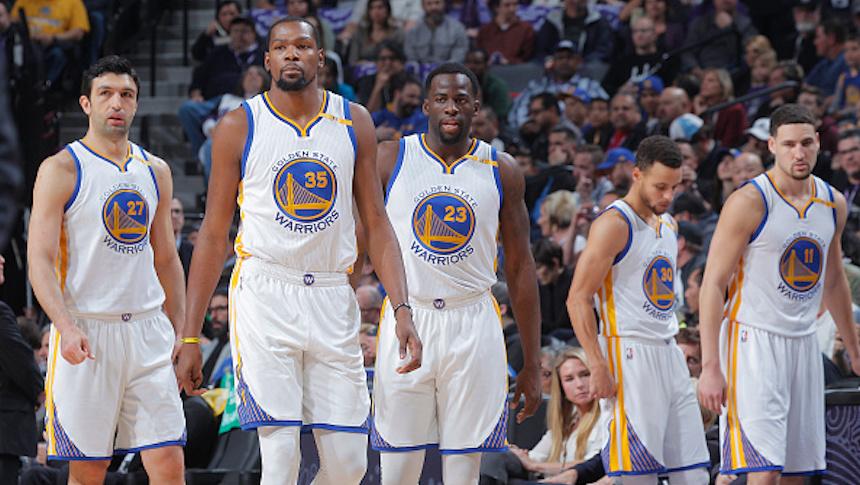¡Golden State Warriors están de nuevo en playoffs!