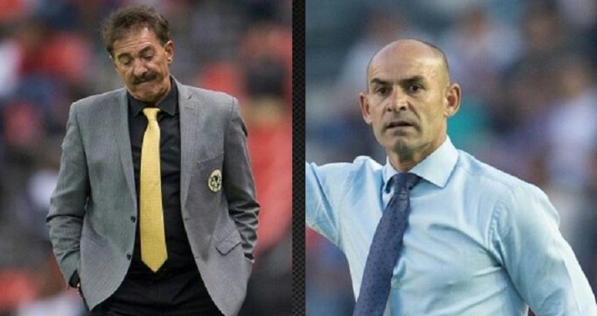 ¿Quién cae primero Ricardo La Volpe o Paco Jémez?