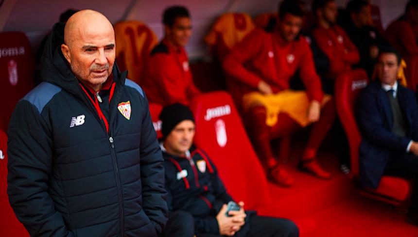 El Sevilla de Jorge Sampaoli ya es segundo lugar en España