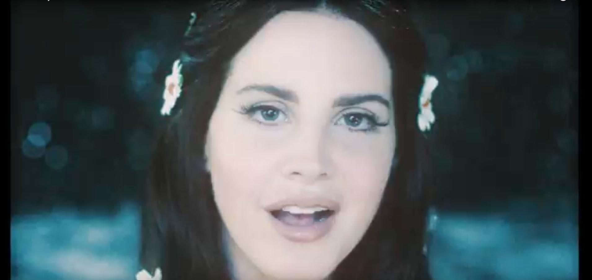 """Conozcan """"LOVE"""", la nueva historia vintage de Lana del Rey"""