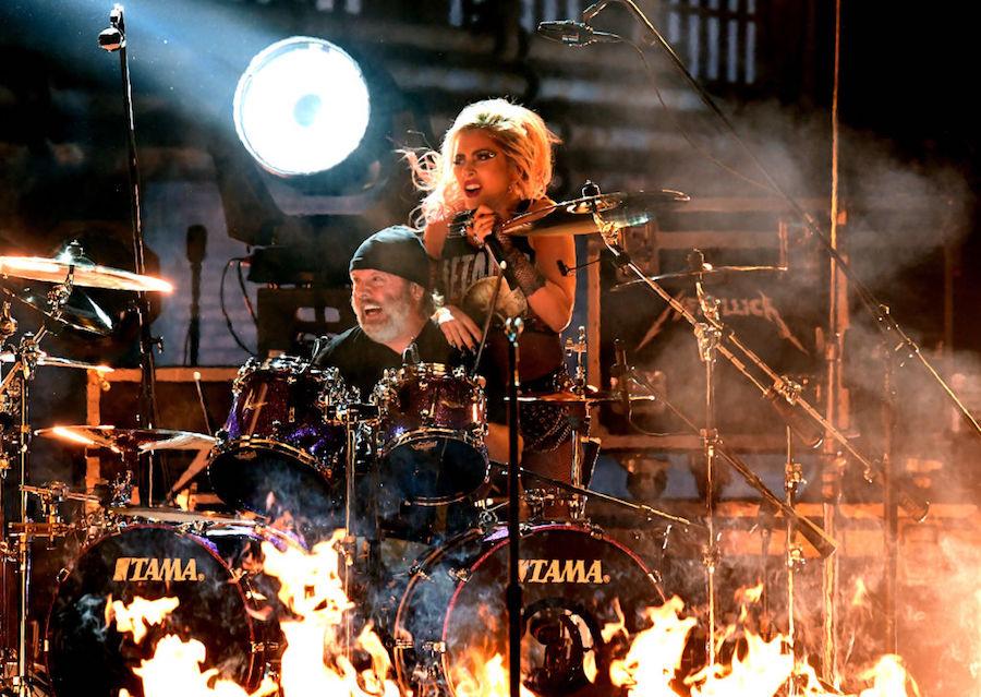 Metallica y Lady Gaga seguirán colaborando.